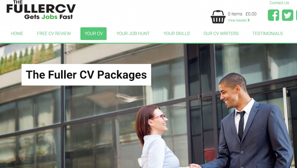 Cv writing services uk review