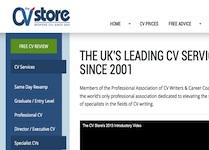 cv store - uk cv writing company